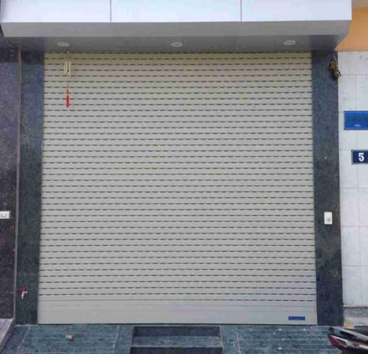 bán cửa cuốn tại Bàu Bàng