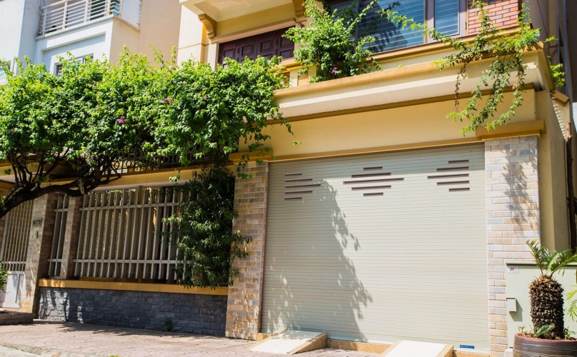cửa cuốn cửa kéo tại Bàu Bàng