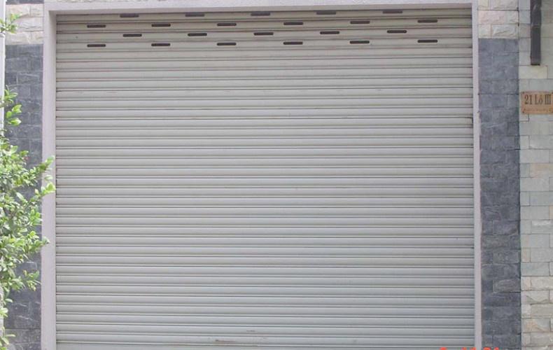 cửa cuốn nhôm ở Bàu Bàng