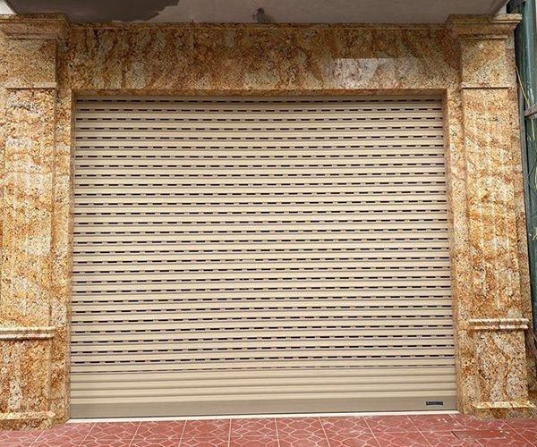 cửa cuốn nhôm tại bàu bàng