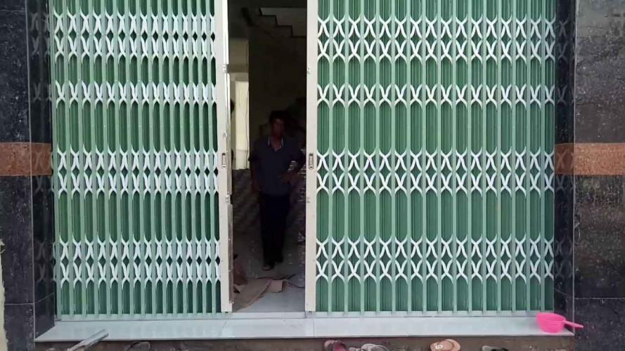 cửa kéo ở Bàu Bàng