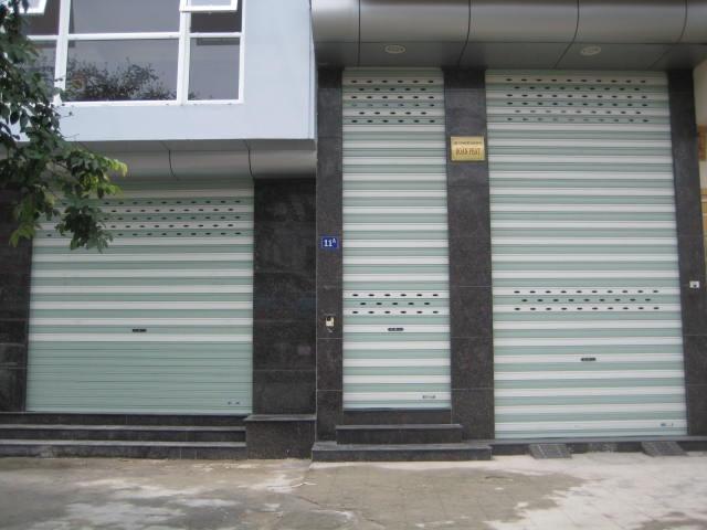sửa chữa cửa cuốn đài loan