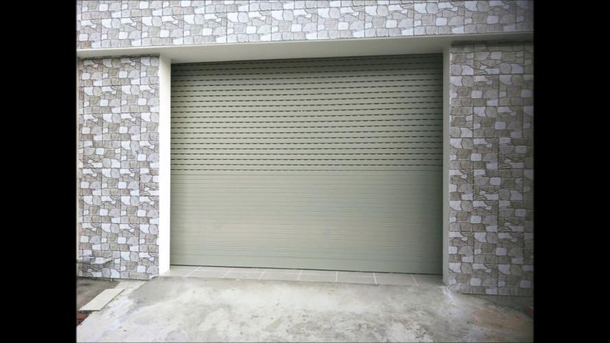 sửa chữa cửa cuốn nhôm tại Bàu Bàng