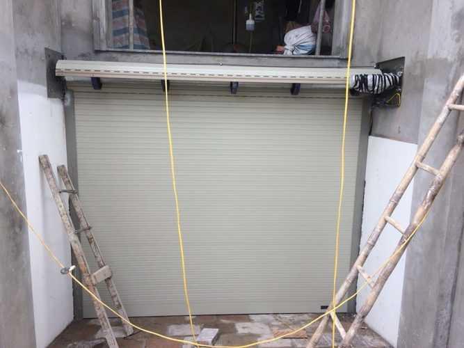 sửa chữa cửa cuốn tại Bến Cát
