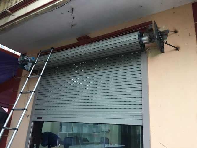 sửa chữa cửa cuốn tại thành phố mới Bình Dương