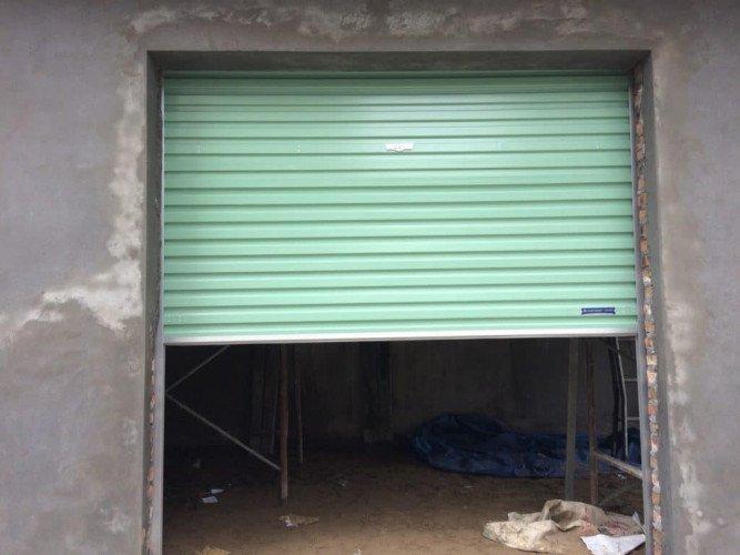 thi công trọn gói cửa cuốn tại Bàu Bàng